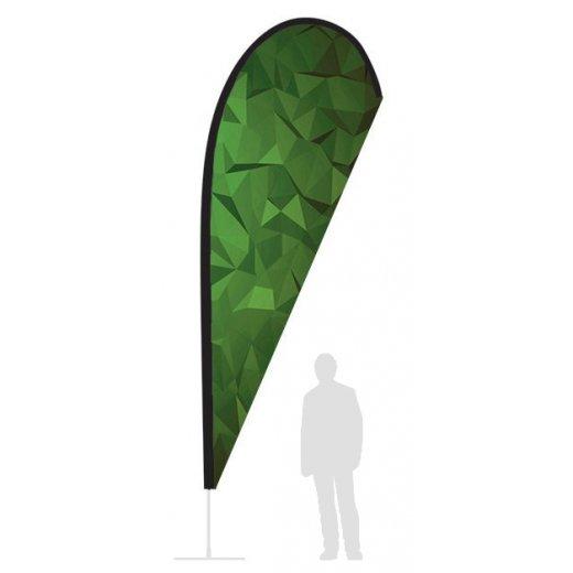 Beachflagga Droppe XLarge