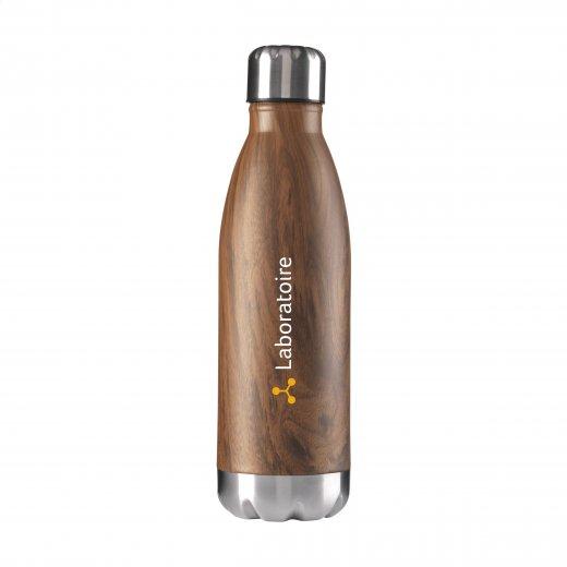 Topflask Wood vattenflaska