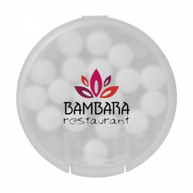 Round Mint pepparmint