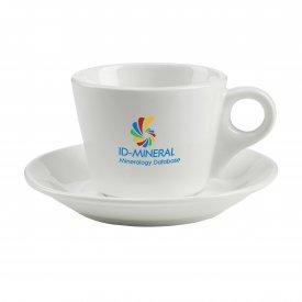 Da Vinci kopp och tefat
