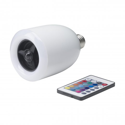 Music Light lampa/högtalare
