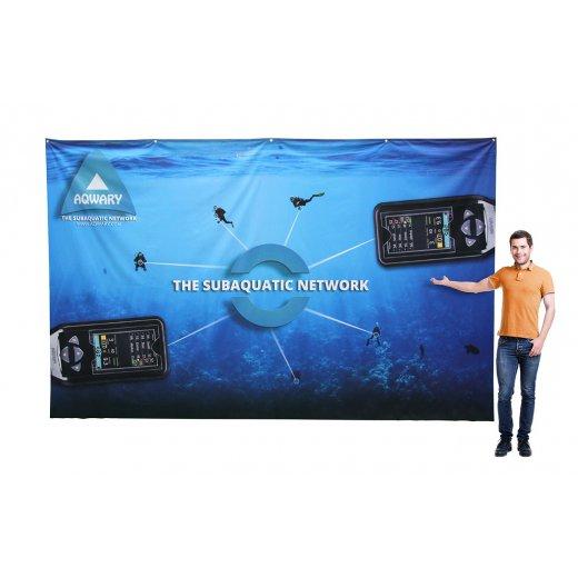 Backdrop vepa 4x2,4 m