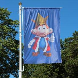 Windtracker med flagga 150x240