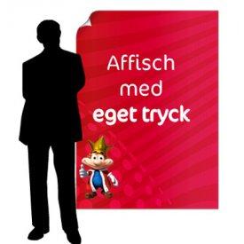 Poster 118x175 Eurosize